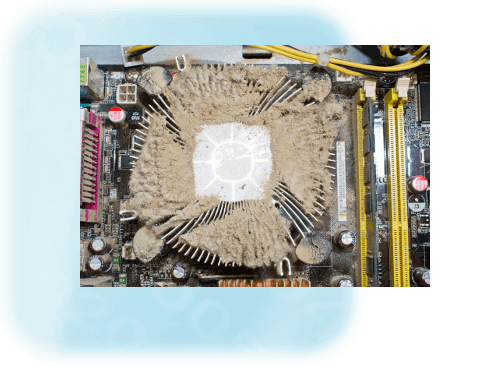 Cleaning your computer is vital to a healthy system